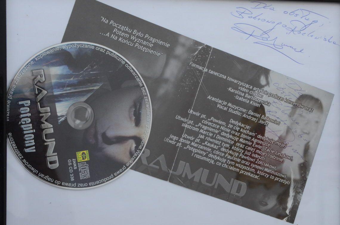 Teledysk zespołu Rajmund zrealizowany w Bobrowym Rozlewisku